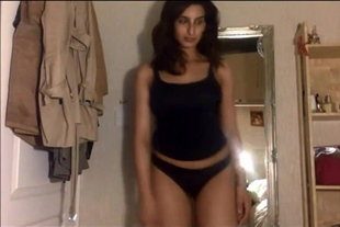 young desi girl gets naked and masturbates for you