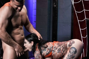 Joanna enters the sex dungeon ready to get fucked